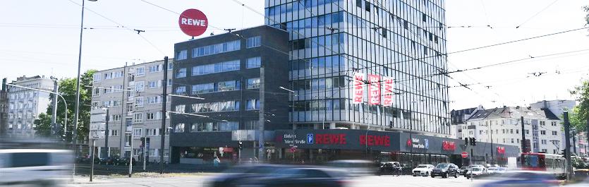 Gebäude vom COMCAVE.COLLEGE Standort Köln