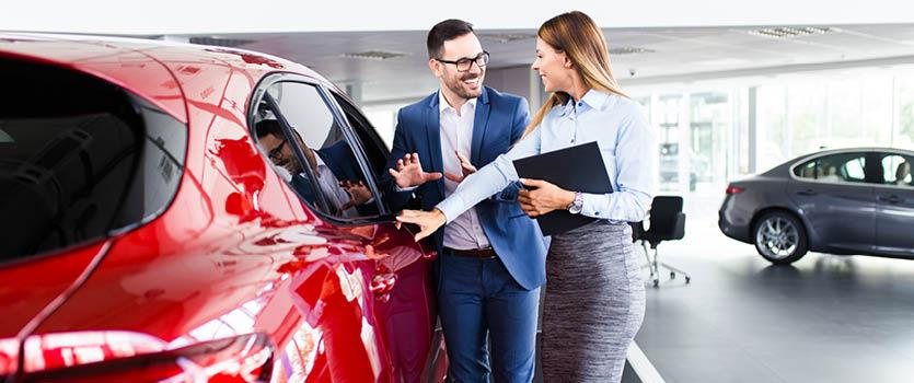 Automobilkaufmann / Automobilkauffrau