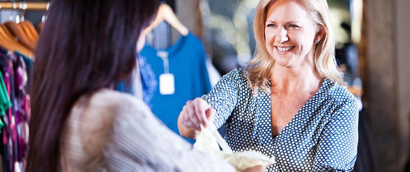 Einzelhandelskaufmann / Einzelhandelskauffrau
