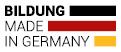 Logo Bildung Made in Germany