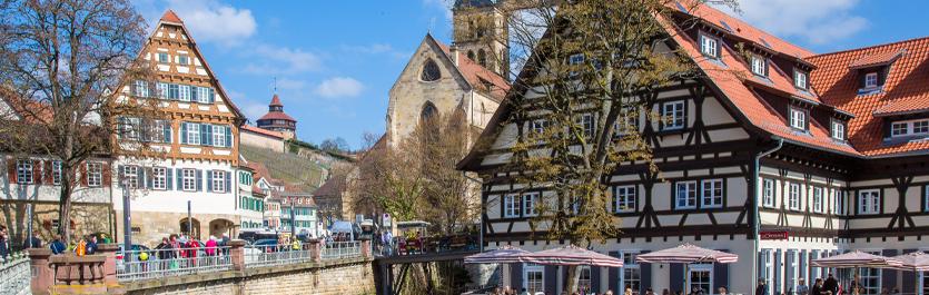Bild der Stadt Esslingen